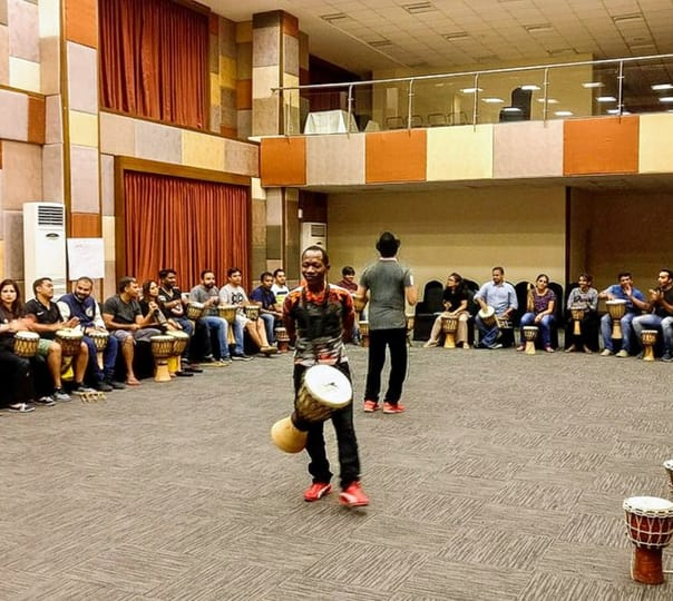 Drum Jam Session