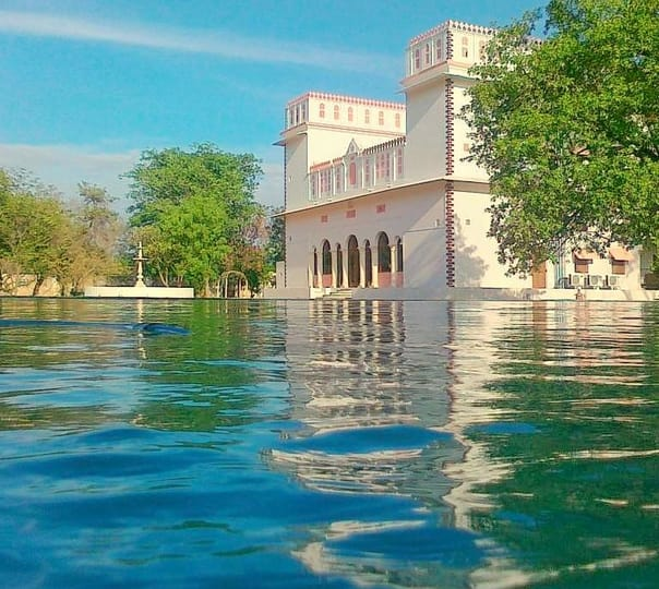 Stay at Bijay Niwas Palace in Ajmer