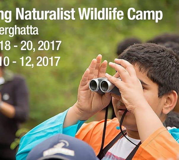 Young Naturalist Wildlife Camp - Bannerghatta