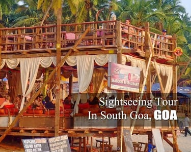 Full Day Sightseeing Tour of South Goa, @ 300 Only