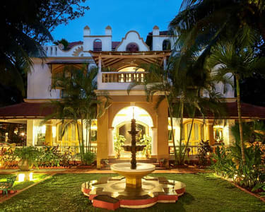 Luxurious Stay at Casa Anjuna in Goa Flat 48% off