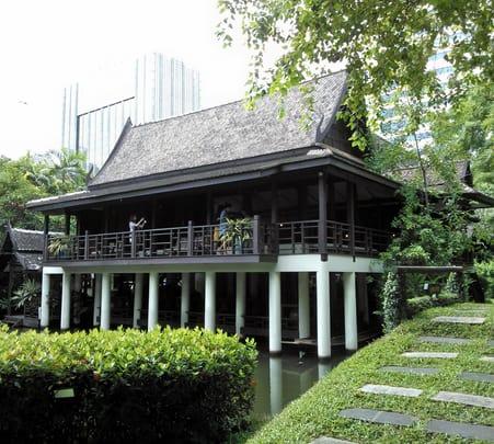 Jim Thompson House and Suan Pakkad Palace Museum Tour