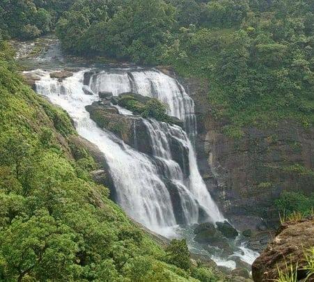 Jeep Drive to Mallalli Water Falls