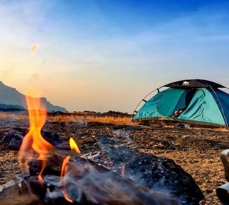 Camping and Trekking with Experienced Guide in Bandardhara