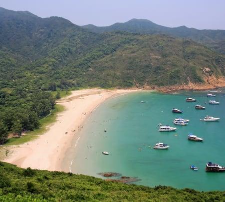 Unesco Global Geopark Hiking Tour, Hong Kong