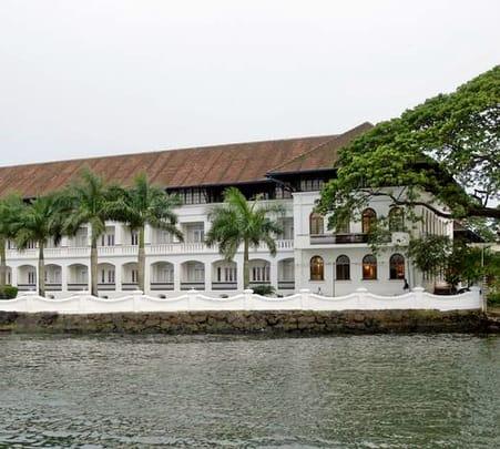 Royal Stay at Brunton Boatyard in Kochi @ Flat 48% off