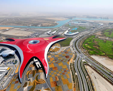 Abu Dhabi City Tour with Ferrari World Flat 20% off