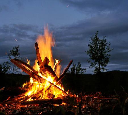 Trekking with Campfire and Activities in Kukkavu