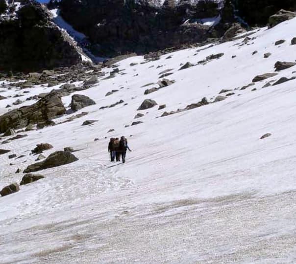 Rupin Pass Trek 2017, Uttarakhand