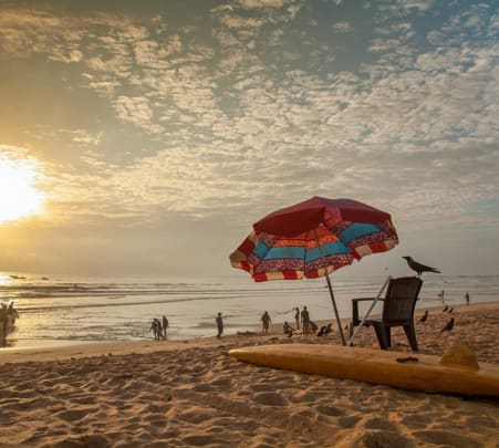 Water Sports Package at Calangute in Goa