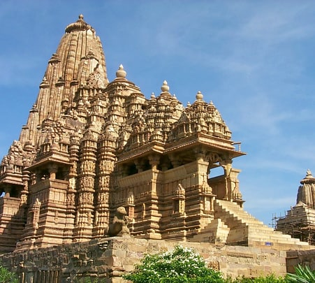 Bhopal to Khajuraho Sightseeing Tour