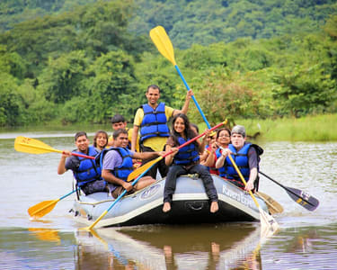 Kundalika River Rafting from Mumbai @1984 Only