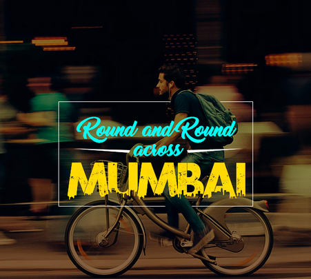 Mumbai Cycling Tour Flat 24% Off