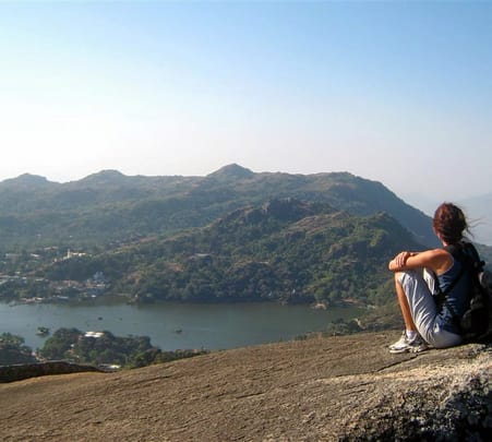 Trekking and Rock Climbing at Mount Abu