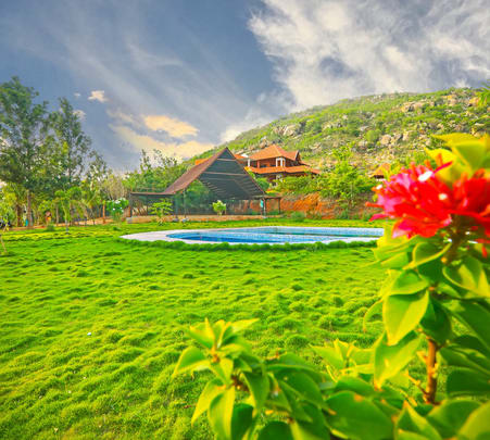 Hilltop Heritage Stay in Nandi Hills, Bangalore