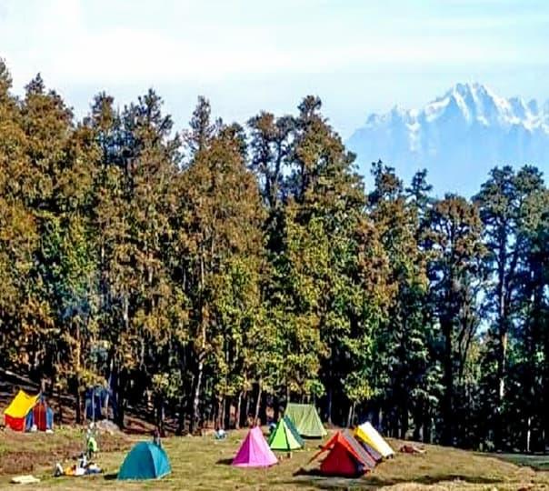 Binsar Trek in Uttarakhand