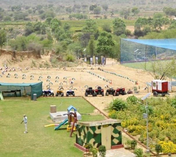 Atv Ride in Jaipur