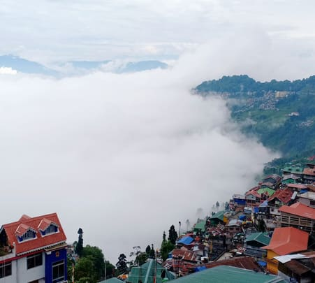 6 Days Darjeeling Gangtok Tour with Kalimpong