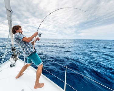 Deep Sea Fishing Trip in Dubai Flat 15% off