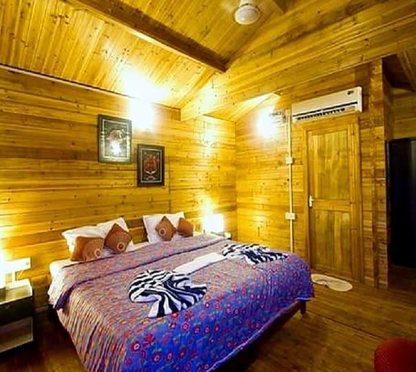 Paradise Village Beach Resort in Goa