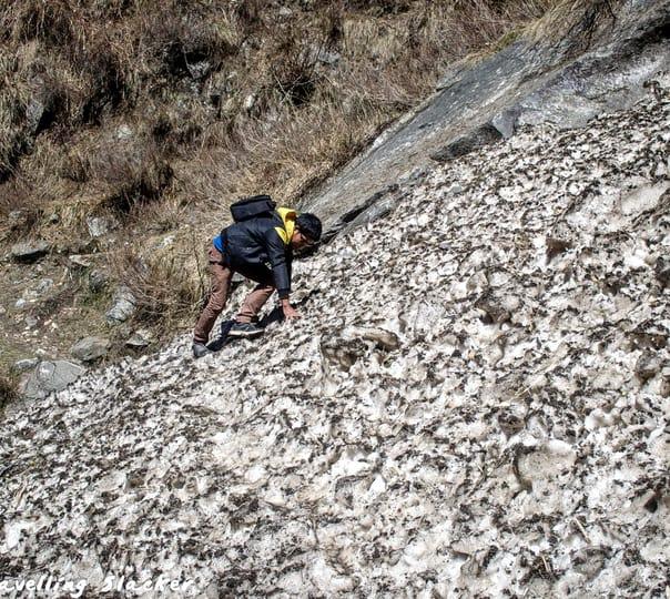 Trek to Malana and Weichin Valley