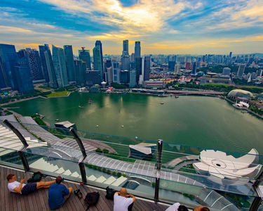 Marina Bay Sands Skypark Observation Deck - Flat 25% off