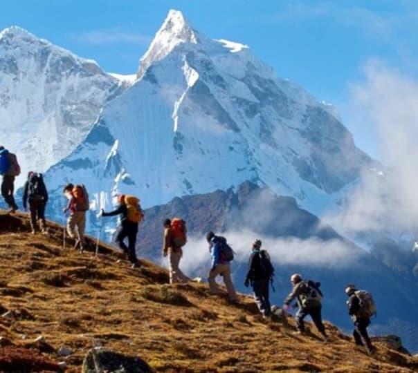 Har Ki Doon Trek Via Jaundhar Glacier, Uttarakhand 2018