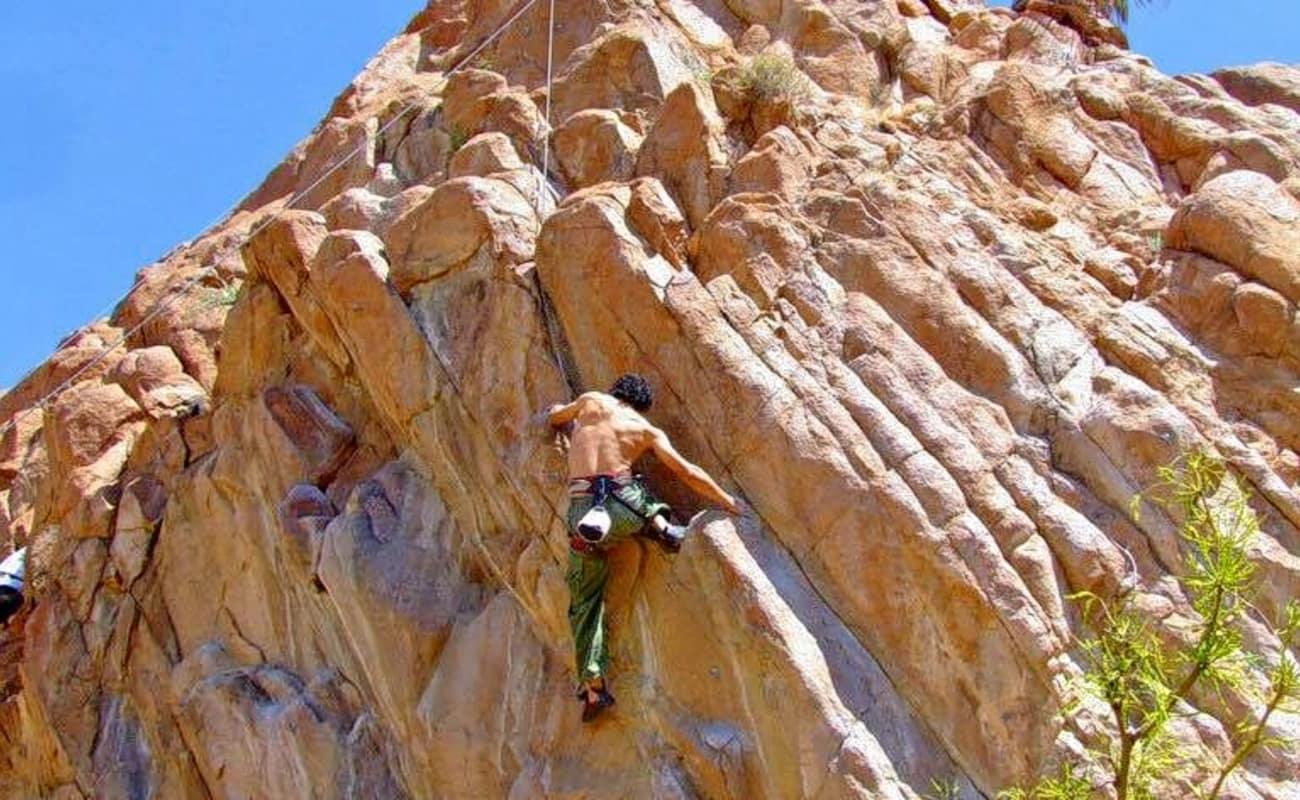 Rock Climbing Session In New Delhi Thrillophilia