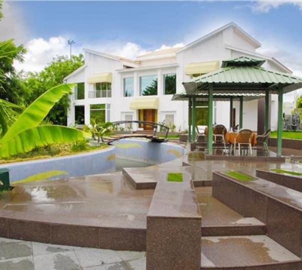 Stay At Lahari Resorts, Hyderabad