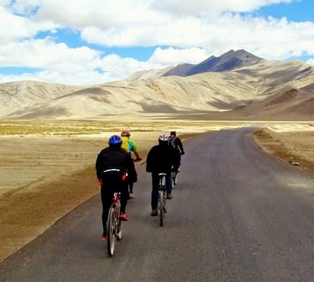 Manali to Leh Cycling Tour 2019