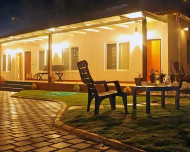Vacation Villa with Multiple Activities in Chikmagalur