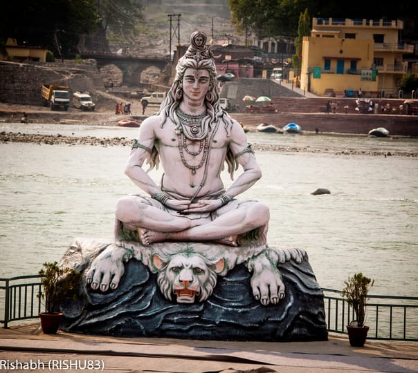 Full Day Sightseeing of Rishikesh City