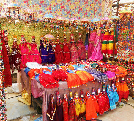 Experience Traditional Shopping in Delhi in a Private Car