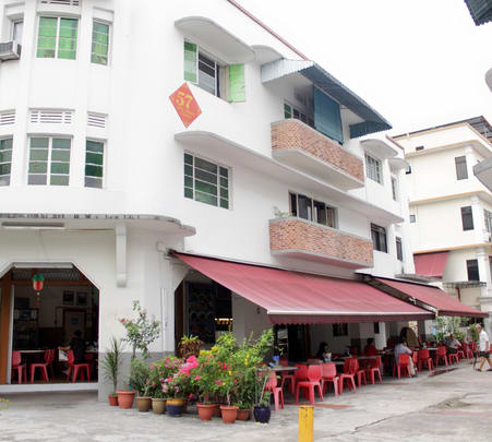 Tiong Bahru Sightseeing Day Tour in Singapore