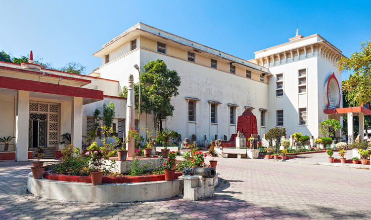 11if you are a history lover pay a visit to indore museum