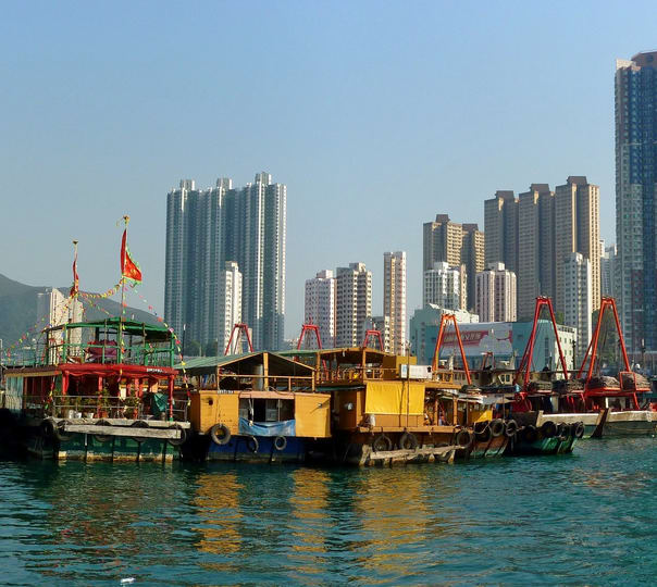 Half Day Tour to Hong Kong Island