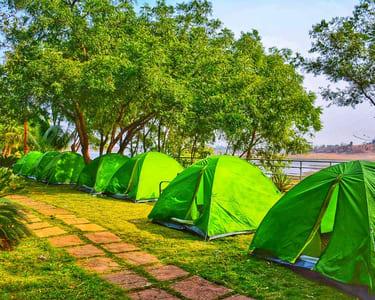 Adventure Camping in Nature's Karavas, Bhopal-flat 26% off