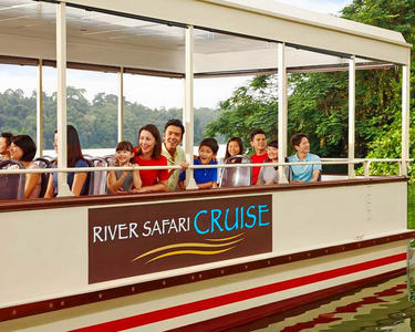 River Safari Singapore - Flat 17% off
