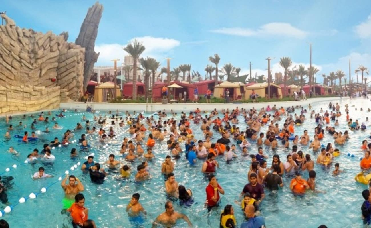 Yas Island Aqua Park Abu Dhabi Thrillophilia