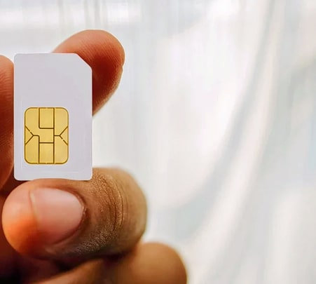 4g Sim Card For Dubai (d X B Airport Pick Up)
