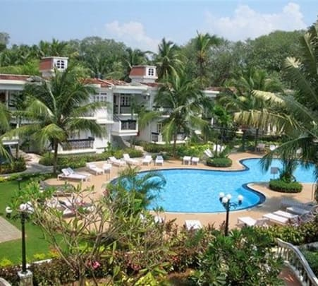 Overnight Stay at Sonesta Inns in Goa