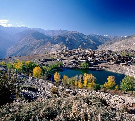 Bhaba Pass Trekking
