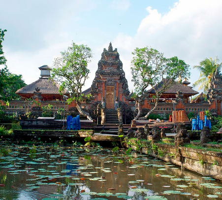 5 Days Sightseeing Tour in Bali