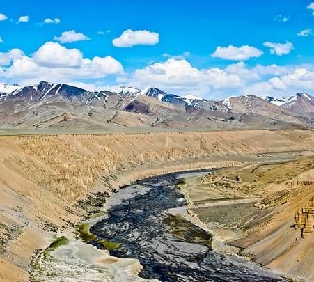 River Rafting Ladakh