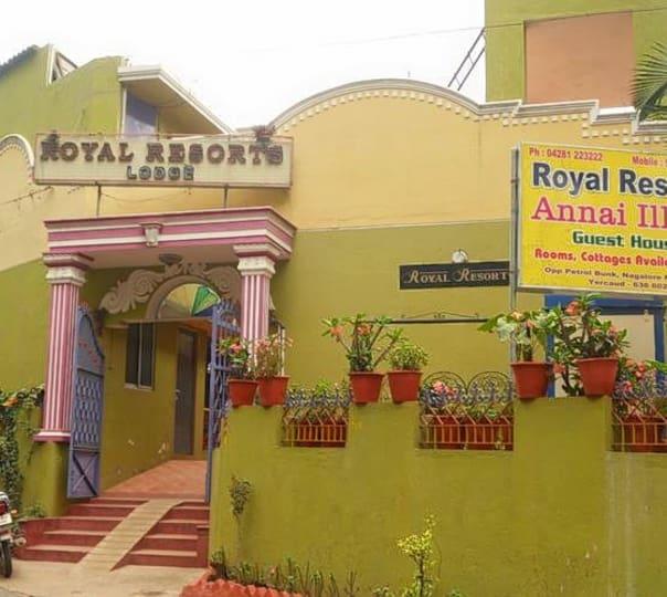 Stay at Royal Resorts, Chennai