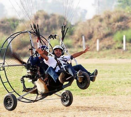 Flyboy Air Safari in Gurgaon