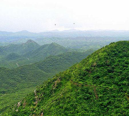 Visit to Nahargarh and Jaigarh Fort : Jaipur