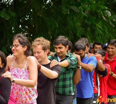 Upto 25% off on Team Outing at Guhantara Underground Resort
