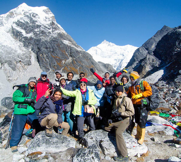 Goecha La Trek For 10 Days