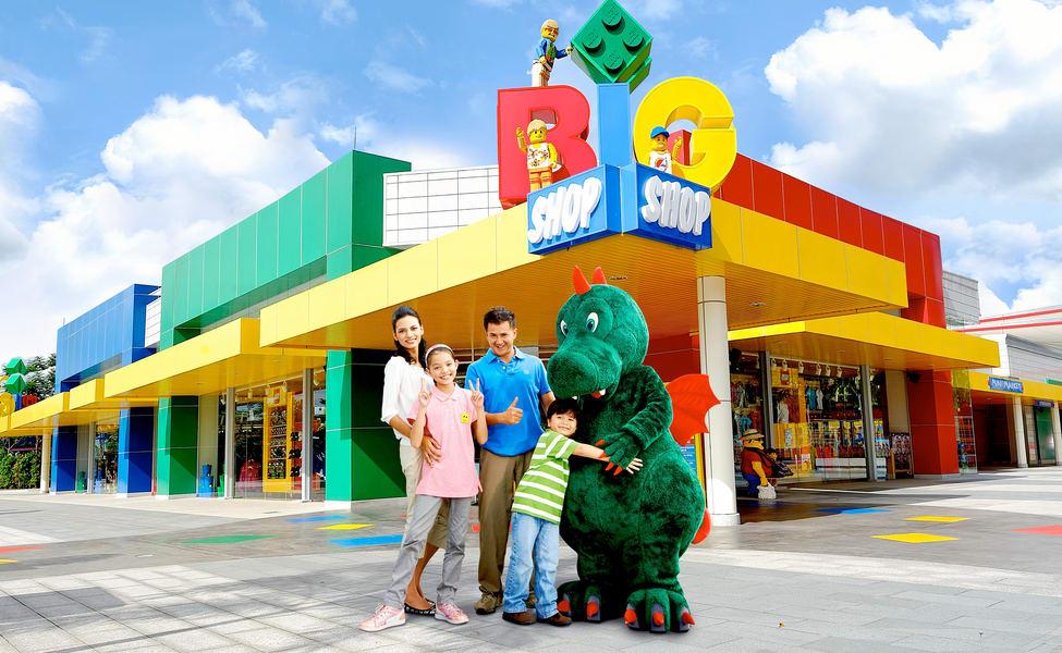 Tour To Legoland In Malaysia Flat 20% Off